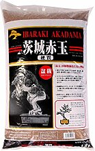 Japan Bonsai-Erde Akadama 5-10 mm Ibaraki hart