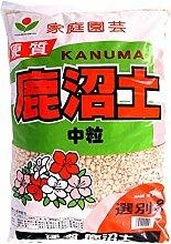 Japan Bonsai-Erde Kanuma 5-10 mm- Spezial