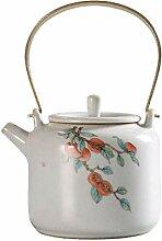 Japan Teekanne Teekanne Einzelkanne mit Filter