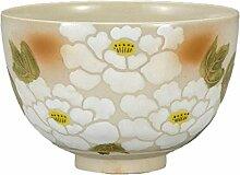 Japanische gezogene Keramik Porzellan Kutani Ware
