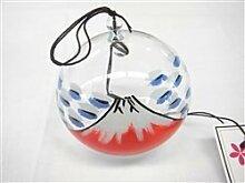 Japanische handgefertigt, Glas, Holz, mit