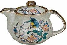 Japanische Keramik Porzellan Kutani Ware.
