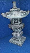 Japanische Lampe Yukimi Steinlaterne Pagode Rankai