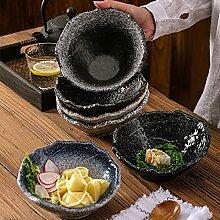 Japanische Obstsalatschale, Dessertschüssel,