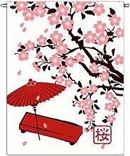 Japanische Sushi Bar Restaurant Dekoration Kunst Fahnen Banner Interior Doorway Decor, # 05