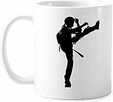 Japanische Tasse, Fitness, Keramik, Kaffee,