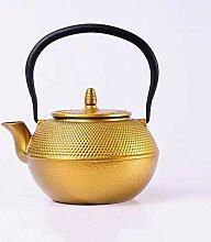 Japanische Teekannen Gusseisen Teekessel