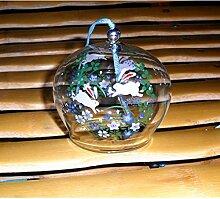 Japanische Windspiel Wind Bels Handgemachtes Glas