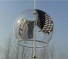 Japanische Windspiel Wind Glocken handgemachtes Glas Geburtstagsgeschenk für den Valentinstag oder Geschenk für den Garten von Kitchen Home Dekorationsstile Dekorationsstile Spa Dekorationsstile Dekorationsstile Dekorationsstile Fenster Tattoos (022