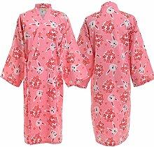 Japanischen Stil Kimono Bademantel Kleid Anime