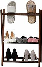 Japanischer Schuhregal Kleiner Mini Einfacher Raum