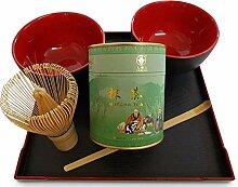 japanisches Matcha 抹茶 Tee Set für