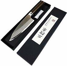 Japanisches Sushi-Deba-Messer für Linkshänder,