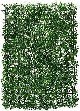 Jardin Aquarium Kunstrasen Rasen Dekoration, 24,4-Zoll mit 17-Zoll-Grün