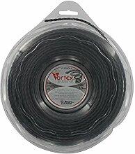 JARDIN PRATIC Coque fil nylon copolymere VORTEX - Longueur: 43m, Ø: 3,00mm