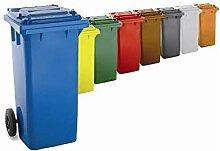 Jardin202 Farbe: Grün, recycelbarer Mülleimer