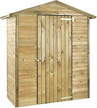 Jardipolys - Gartenschrank MERINA | 175 x 83 cm