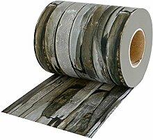 Jarolift PVC Sichtschutzstreifen 19 cm x 40 m mit