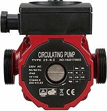 JASS Ferry A-Klasse-Zentralheizung Thermostat Pumpe Energiesparend Hohe Effizienz für wasserzirkulation Systemen Ersatz kba25–6II AC ohne Monitor
