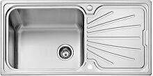 JASS FERRY Küchenspüle / Waschbecken, groß, aus