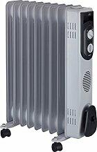 Jata R109Öl-Radiator mit 9Heizrippen caloríficos