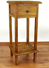 Java Hochschrank   Hochregal aus recyceltem Bootsholz   Asiatisches Standregal   Designer Möbel aus Bootsholz   Kommode der Marke Asia Wohnstudio   Massivholzregal