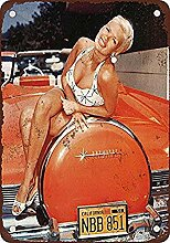 Jayne Mansfield Lincoln Continental Premiere