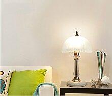 JAZS® Europäische Lampe Schlafzimmer Nachttisch