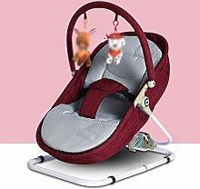 JBHURF Baby-Schaukelstuhl Nicht elektrisch Wiege
