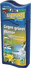 JBL AlgoPond Green 26064 Wasseraufbereiter zur Bekämpfung von Schwebealgen im Gartenteich, 250 ml