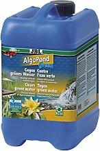 JBL AlgoPond Green 26067 Wasseraufbereiter zur Bekämpfung von Schwebealgen im Gartenteich, 5 l
