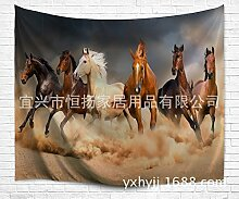 JCDZH-FT Digitaldruck Pferd Pentium Strand