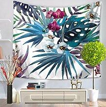 JCDZH-FT Frische Blumen der Wandteppiche wand Sitzecke, großes Handtuch für den Strand