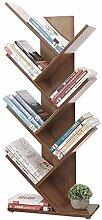 JCNFA Kreatives Bücherregal In Baumform