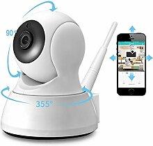 JCOJAS Babyphone HD 720 P Home Security