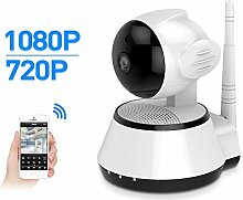 JCOJAS Babyphone Home Security 720P / 1080P IP