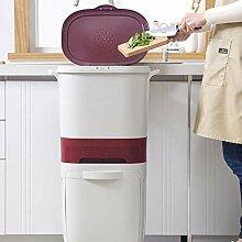 JDBDYA Mülleimer Trennsystem 45L Küche