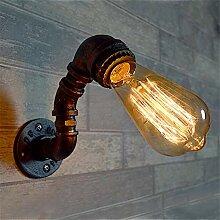 JDFM5 Eisenschlauch Wandlampe Innen Design für