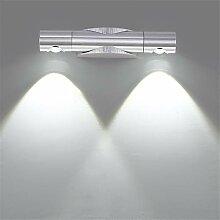 JDFM5 LED-Doppelkopf kann gedreht werden, weißes