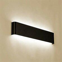 JDFM5 LED-Wandleuchte aus Aluminium, warmes Licht,