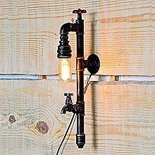 JDFM5 Wasserhahn aus Eisen Wandlampe Innen Design