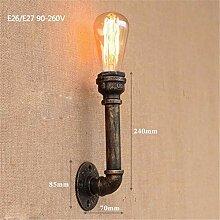 JDFM5 Wasserleitung Wandleuchte, D Wandlampe Innen