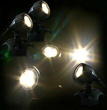 Jebao LED HP3-3 Teichstrahler 3x3W