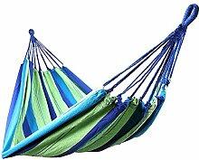 jecxep Camping Hängematte–190cm x 80cm tragbar dicker Outdoor Garden Hängematte Sleeping Gear für Wandern