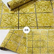 Jedfild Öl-Proof Papier für Wandplakate Küche wasserdicht Ölbeständig Aufkleber dicken Aufkleber C