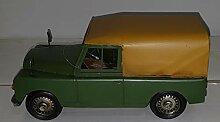Jeep-Modell, Retro-Stil, handbemalt, 10,2 x 10,2 cm