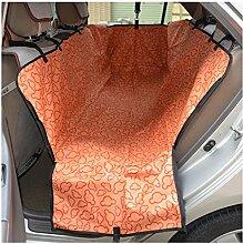 Jeerui Schondecken Autoschondecke für Hund Wasserdicht Autositz alle Modelle geeignet 125*55*34cm