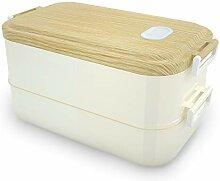 Jelife Bento Box Lunchbox mit Edelstahlsbehälter