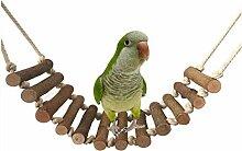 Jelinda 50 cm Naturholz Kletterleiter Große Bird