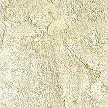 JEMIDI Wachstischdecke Abwaschbar Tischdecke Wachs Wachstuch Garten Beige Marmoriert 140cm x 160cm